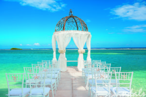 sandals wedding gazebo