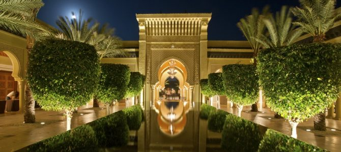 Moroccan Magic at the Mazagan