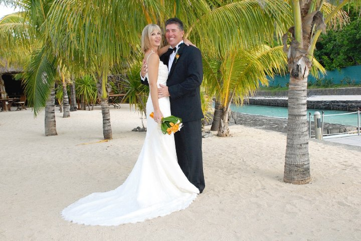 beacomber weddings in Mauritius