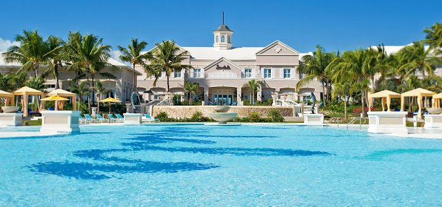 Sandals Emerald Bay, Bahamas – a stunning jewel in the Caribbean Sea