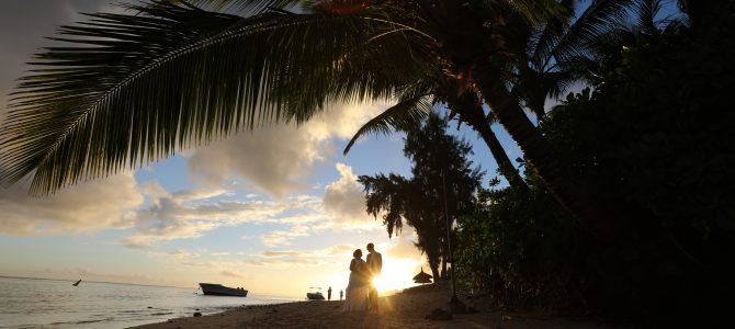 The Wedding Party hits Mauritius