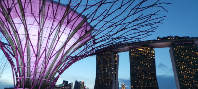 Singapore is the perfect stopover destination